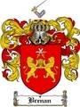 Thumbnail Brenan Family Crest  Brenan Coat of Arms