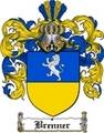 Thumbnail Brenner Family Crest  Brenner Coat of Arms