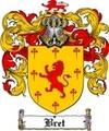 Thumbnail Bret Family Crest  Bret Coat of Arms