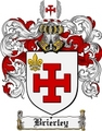Thumbnail Brierley Family Crest Brierley Coat of Arms Digital Download