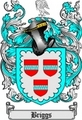 Thumbnail Briggs Family Crest / Briggs Coat of Arms