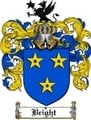 Thumbnail Bright Family Crest  Bright Coat of Arms