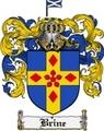Thumbnail Brine Family Crest  Brine Coat of Arms