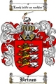 Thumbnail Brines Family Crest  Brines Coat of Arms