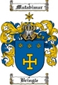 Thumbnail Bringle Family Crest  Bringle Coat of Arms