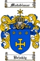 Thumbnail Brinkly Family Crest Brinkly Coat of Arms Digital Download