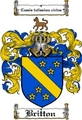 Thumbnail Britton Family Crest  Britton Coat of Arms