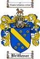 Thumbnail Brittoner Family Crest  Brittoner Coat of Arms