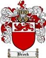 Thumbnail Brock Family Crest Brock Coat of Arms Digital Download