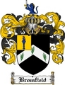 Thumbnail Bromfield Family Crest Bromfield Coat of Arms Digital Download