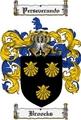 Thumbnail Broocks Family Crest  Broocks Coat of Arms