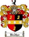 Thumbnail Brother Family Crest  Brother Coat of Arms