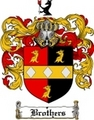Thumbnail Brothers Family Crest  Brothers Coat of Arms