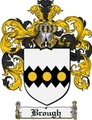 Thumbnail Brough Family Crest Brough Coat of Arms Digital Download