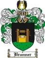 Thumbnail Brunner Family Crest  Brunner Coat of Arms