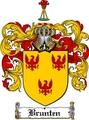 Thumbnail Brunten Family Crest  Brunten Coat of Arms