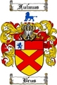 Thumbnail Brus Family Crest  Brus Coat of Arms