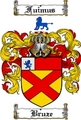 Thumbnail Bruze Family Crest  Bruze Coat of Arms