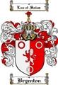 Thumbnail Bryenton Family Crest  Bryenton Coat of Arms