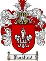 Thumbnail Buckfield Family Crest Buckfield Coat of Arms Digital Download
