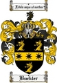 Thumbnail Buckler Family Crest Buckler Coat of Arms Digital Download