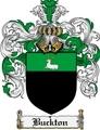 Thumbnail Buckton Family Crest Buckton Coat of Arms Digital Download