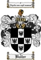 Thumbnail Buller Family Crest Buller Coat of Arms Digital Download