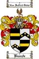 Thumbnail Bunde Family Crest  Bunde Coat of Arms