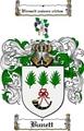 Thumbnail Bunett Family Crest  Bunett Coat of Arms