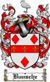 Thumbnail Bunsche Family Crest  Bunsche Coat of Arms