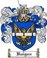 Thumbnail Burgere Family Crest  Burgere Coat of Arms
