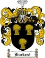 Thumbnail Burkerd Family Crest Burkerd Coat of Arms Digital Download