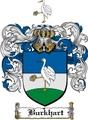 Thumbnail Burkhart Family Crest  Burkhart Coat of Arms