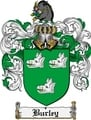 Thumbnail Burley Family Crest Burley Coat of Arms Digital Download