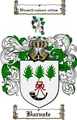 Thumbnail Burnete Family Crest  Burnete Coat of Arms