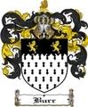 Thumbnail Burr Family Crest  Burr Coat of Arms