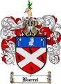 Thumbnail Burrel Family Crest  Burrel Coat of Arms