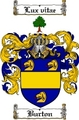 Thumbnail Burton Family Crest / Burton Coat of Arms