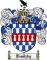 Thumbnail Bushby Family Crest Bushby Coat of Arms Digital Download