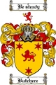 Thumbnail Butchere Family Crest  Butchere Coat of Arms