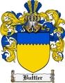 Thumbnail Buttler Family Crest  Buttler Coat of Arms