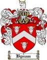 Thumbnail Bynum Family Crest  Bynum Coat of Arms