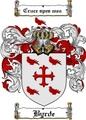 Thumbnail Byrde Family Crest  Byrde Coat of Arms