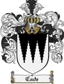 Thumbnail Cade Family Crest Cade Coat of Arms Digital Download
