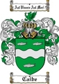 Thumbnail Caibe Family Crest  Caibe Coat of Arms