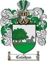 Thumbnail Calahan Family Crest  Calahan Coat of Arms