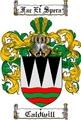 Thumbnail Caldwill Family Crest  Caldwill Coat of Arms