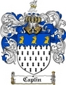 Thumbnail Caplin Family Crest  Caplin Coat of Arms