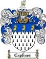 Thumbnail Caplines Family Crest  Caplines Coat of Arms