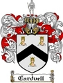 Thumbnail Cardvell Family Crest  Cardvell Coat of Arms